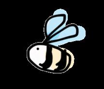 Cute Little Bee copy