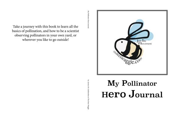 My Pollinator Hero Journal Cover