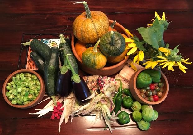 2017 harvest