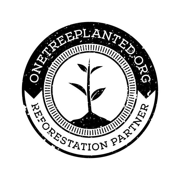 ReforestationPartnerCircleDesignBlackWeathered
